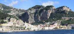 Amalfi Coast, Romantic vacation