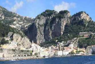 Amalfi Coast, Romantic vacation