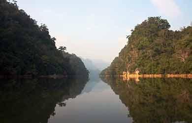Ba Be lakes, Vietnam
