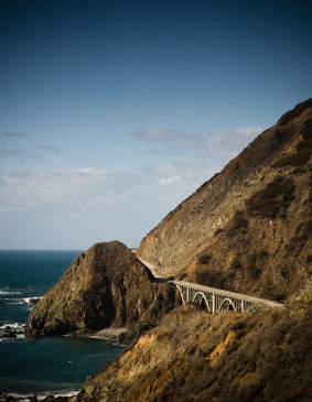 California Pacific Coast Highway, Big Sur