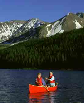 Scenic Canoe Trips
