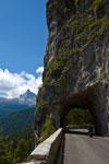 Dolomite Road Italy