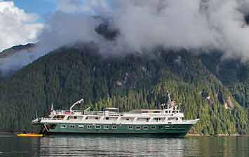 Innersea Discoveries Alaska Cruise