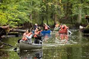 Asia Canoe Trips