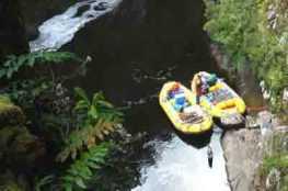 Australia White Water Rafting