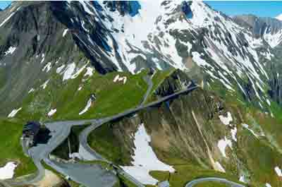 Grossglockner High Alpine Road - Austria
