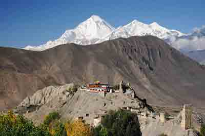 Annapurna from Sarankot, Nepal The Himalayas