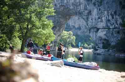 River Ardèche, France