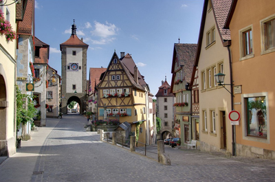 Rothenburg ob der Tauber