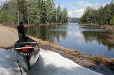Bog River Adirondacks State Park, New York