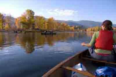 Scenic North America Canoe Trips