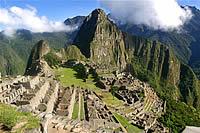 Machu Piccchu Citadel