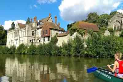 Europe Canoe Trips