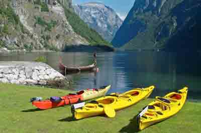 Best Europe Kayak Trips