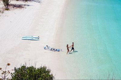 lizard Island beach, Australia