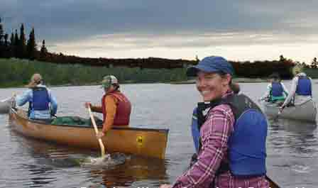 North America Canoe Trips