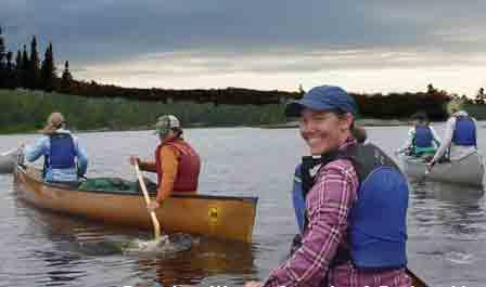 North America Canoe Trips