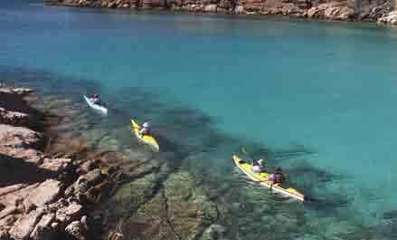 North America Kayak Trips