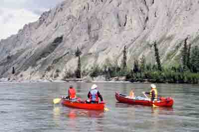 Pelly River-Yukon River Canada-Alaska