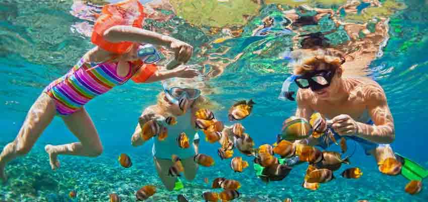 Caribbean Snorkeling Sites