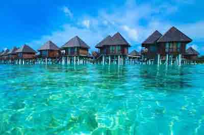 Indian Ocean Snorkeling