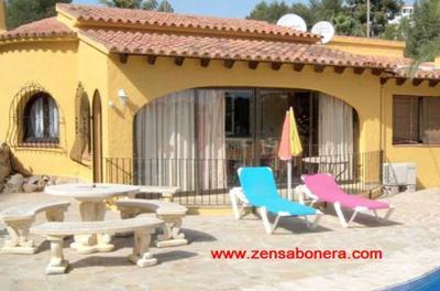 Villa Zen-Sabonera main villa