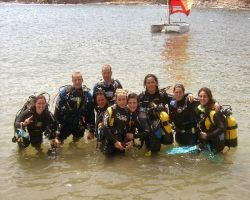 Enjoy a diving or watersport holiday with us