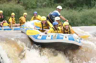 Africa White Water Rafting