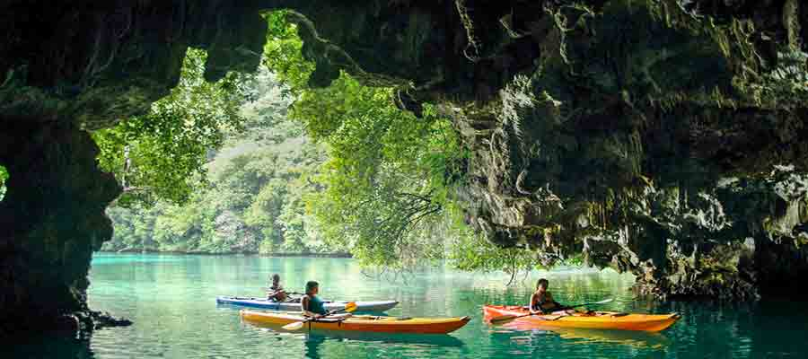 Asia Kayak Trips