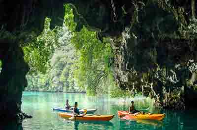 Best Asia Kayak Trips