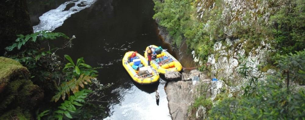 Australia White Water Rafting Trips