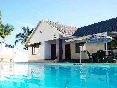 Have a Braai at the Pool