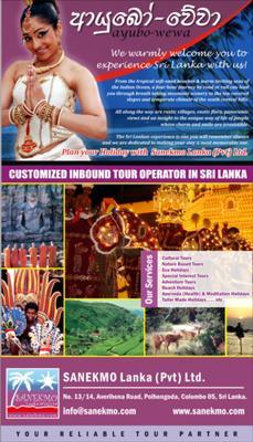 Travel Companies Inbound Tour Sri Lanka