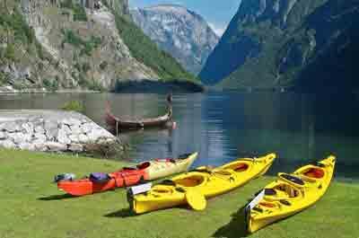 Europe Kayak Trips