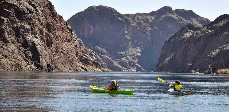 Scenic Kayak Trips