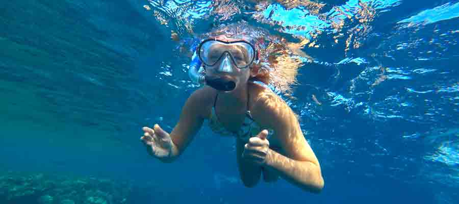 South Pacific Snorkeling