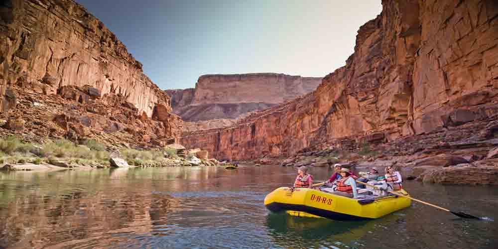 USA White Water Rafting Trips